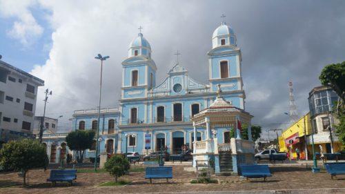 Église bleue de Santarem