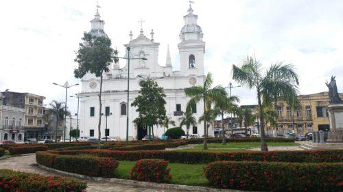 Église blanche Belem