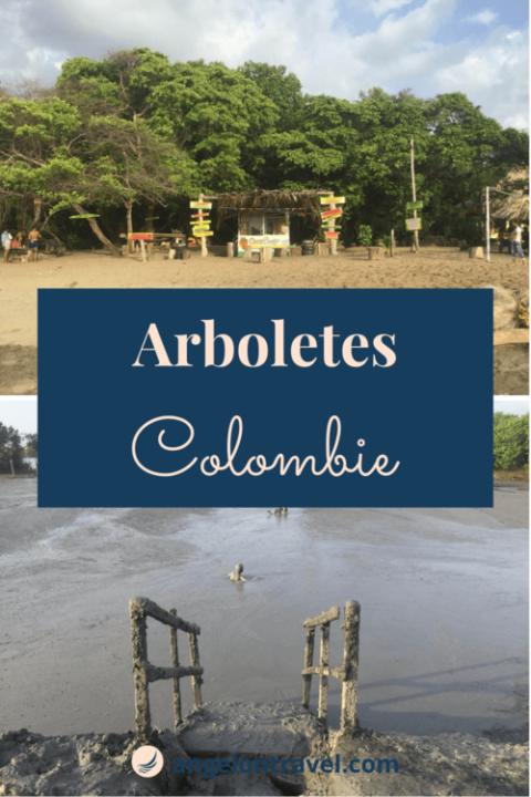 Arboletes en Colombie