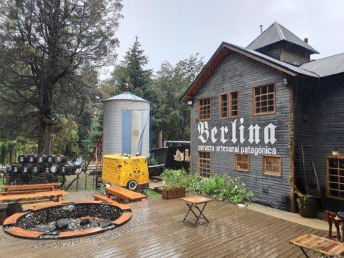 Brasserie Berlina de Colonia Suiza