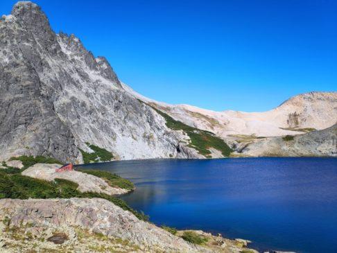 Laguna negra de bariloche en Argentine - (amérique du sud)