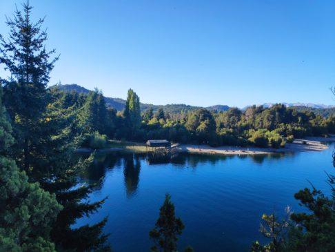 Lac perito moreno de colonia suiza