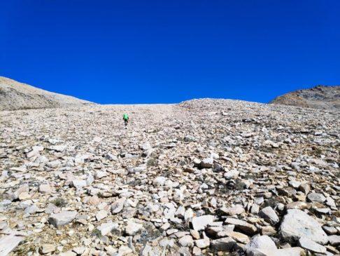 Montée du Cerro Bailey Willis de Bariloche
