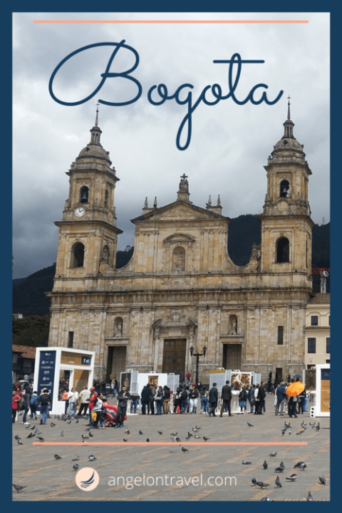 Cathédrale de Bogota