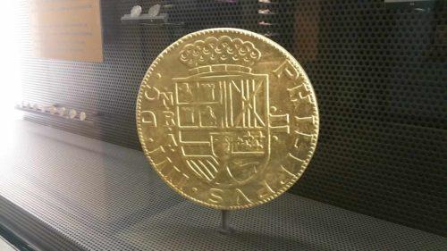 Grande pièce de monnaie en or