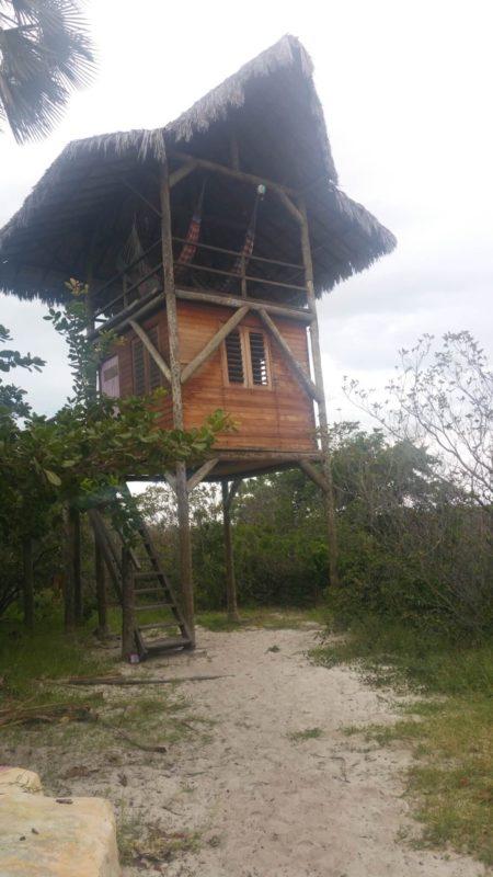 Mirador en cabane