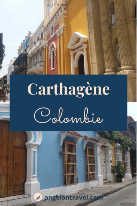Épingle de Carthagène des Indes