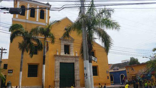 Église de la place Trinidad