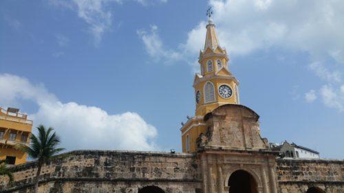 Clocher Torre del Reloj