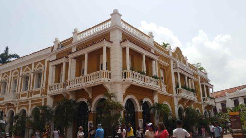 Bâtiment colonial