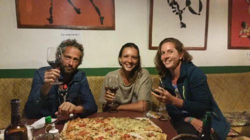 Pizza Capao Grande