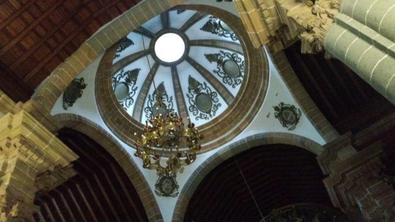 Coupole église d'Arucas