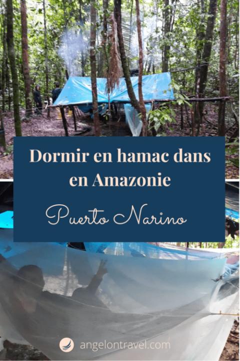 Épingle sur Puerto Narino en Amazonie