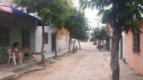 Rue de sable de Graça
