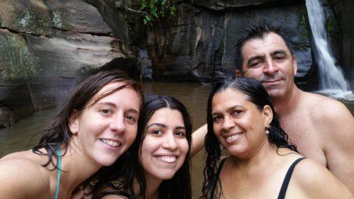 Famille brésilienne