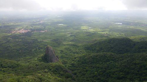 Parc National Ubajara en contrebas