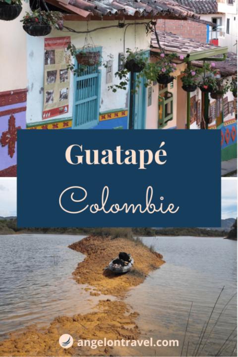 Épingle sur Guatapé