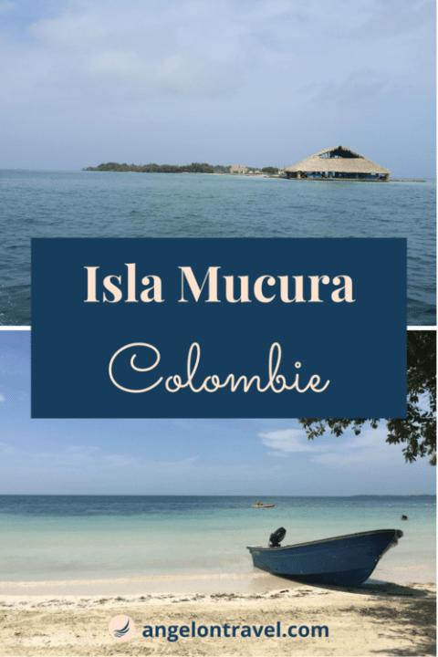 Épingle sur l'île Mucura
