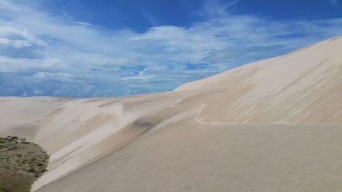 Dune de sable des lencois maranehenses