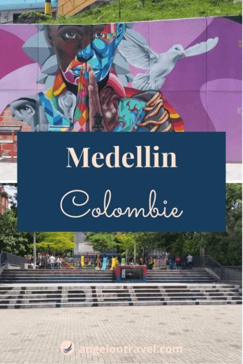 Épingle de Medellin