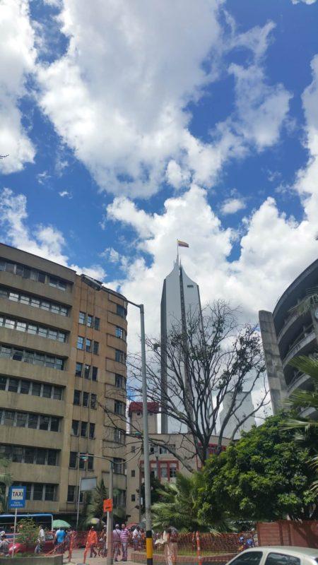 Immeuble moderne l'aiguille