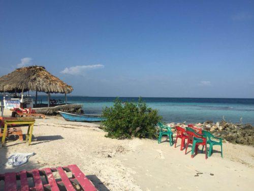 Playa publica Isla Mucura