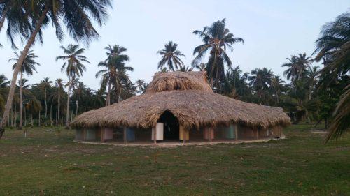 Hostel Isla Mucura Cabane à hamac