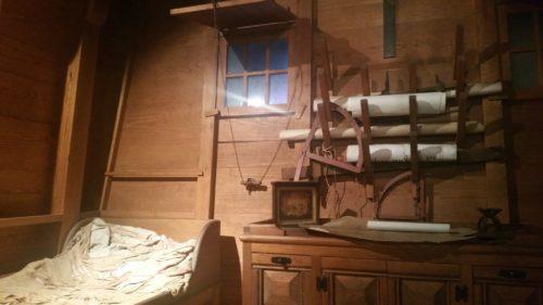 Chambre Christophe Colomb