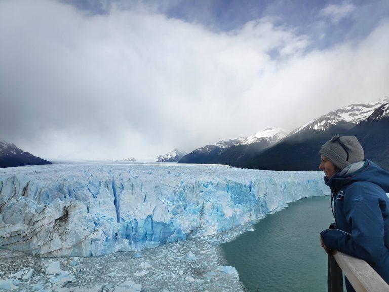 Glacier Perito Moreno en patagonie argentineAmérique du Sud