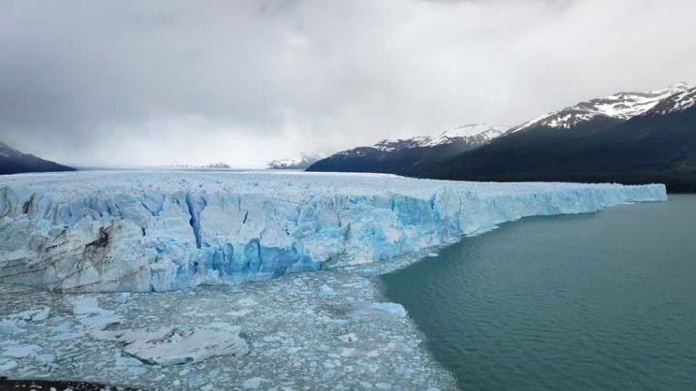Glacier Perito Moreno en Patagonie d'Argentine