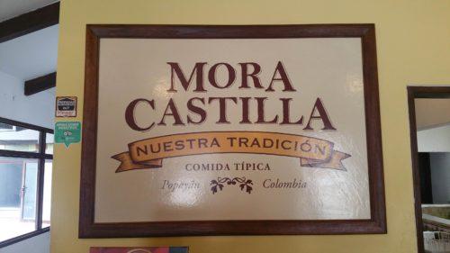 Mora Castilla