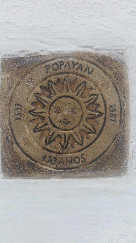 Sigle de Popayan