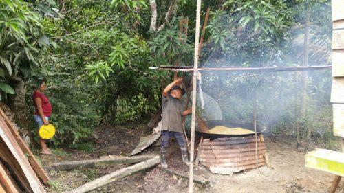 Fabrication de la farine