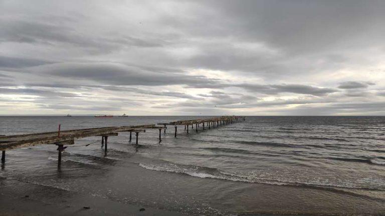 Mer de Punta Arenas