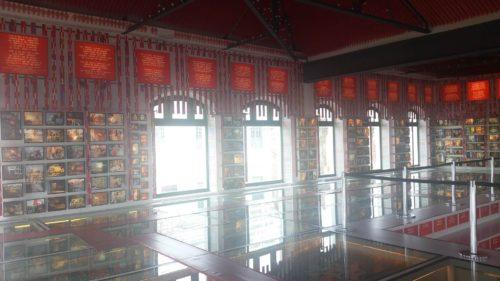 Intérieur du musée du frevo