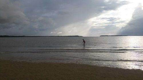 Pêcheur à Sao Luis