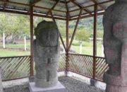 Statues anciennes de Tierradentro