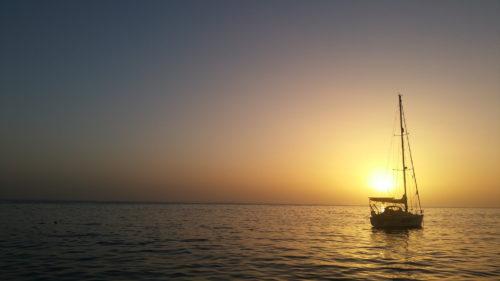 Transatlantique #2, Préparation au Cap-Vert
