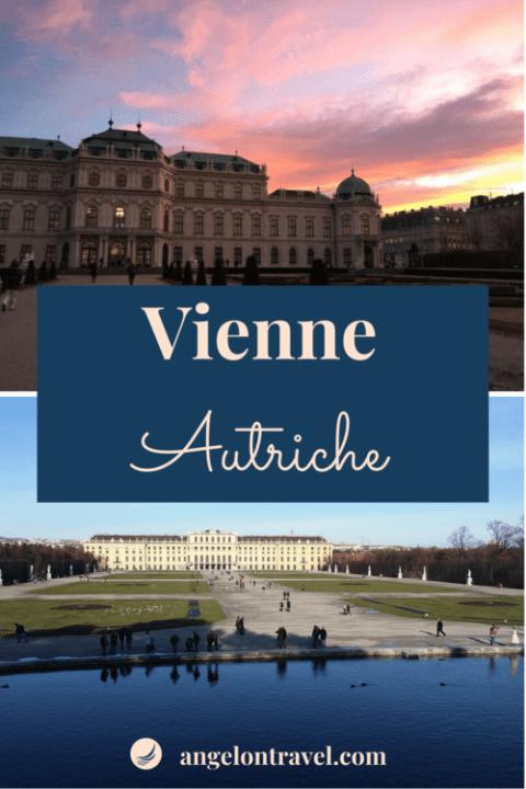 Épingle sur que visiter à Vienne pendant un weekend