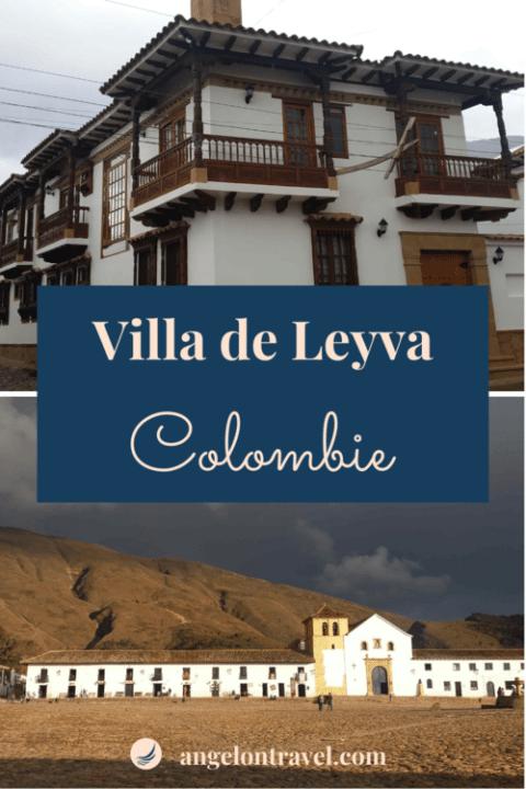 Épingle sur villa de Leyva