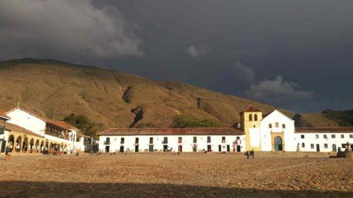 Place principale de Villa de Leyva