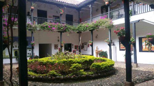 Patio du Musée Antonio Narino